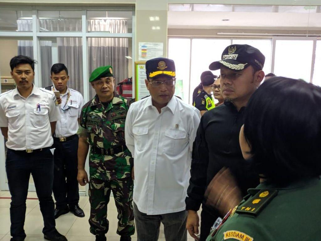 Pemerintah Tanggung Biaya Korban KRL Jakarta-Bogor Terguling