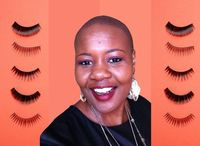 Ada Bulu Mata Palsu Khusus untuk Penderita Kanker Agar Tetap Merasa Cantik