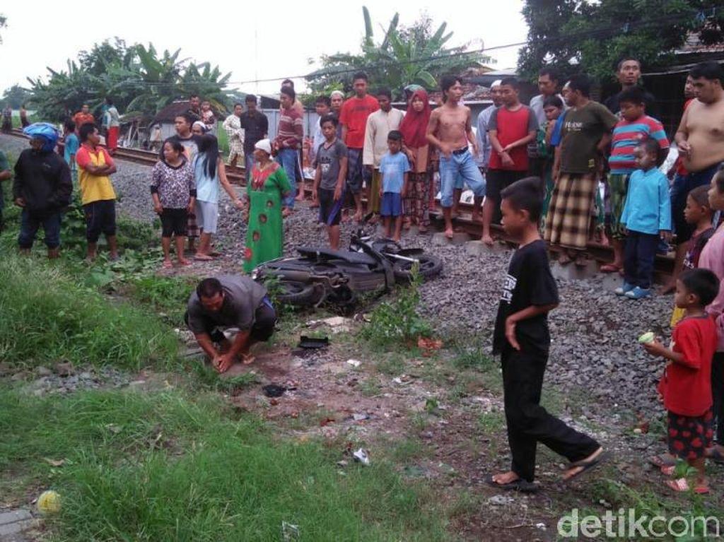 Ditabrak Kereta Api di Pasuruan, Warga Sumut Tewas Dalam Perawatan