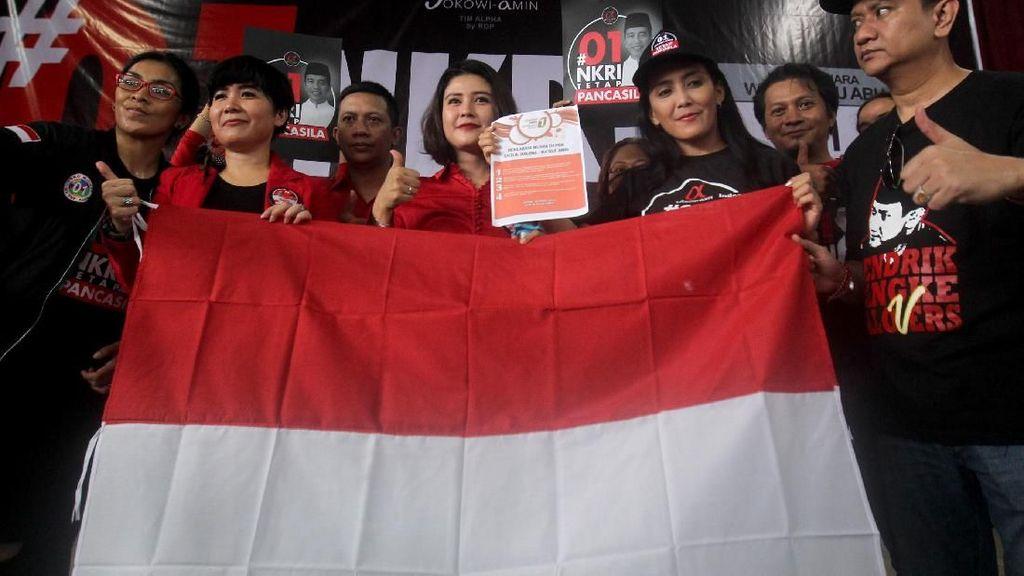 Dukungan dan Deklarasi untuk Jokowi-Amin Tetap Pancasila