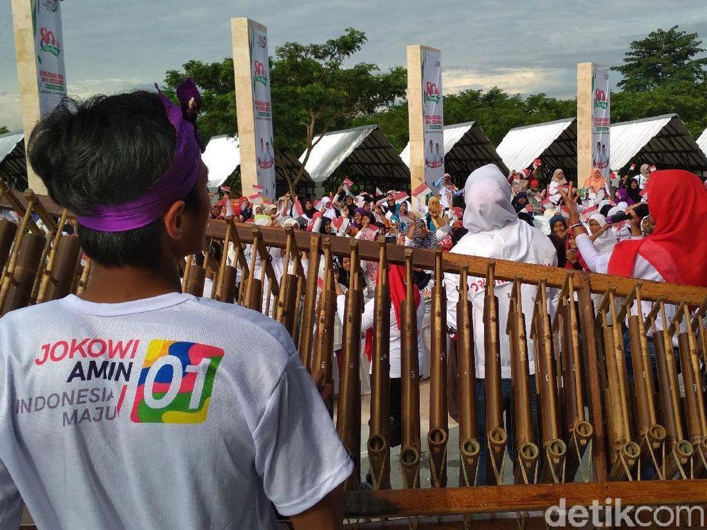 3.000 Jamaah NU Blitar Deklarasi Kemenangan Jokowi-Maruf 80%