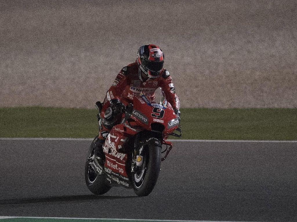 Marquez Mengekor Petrucci, Ducati Protes