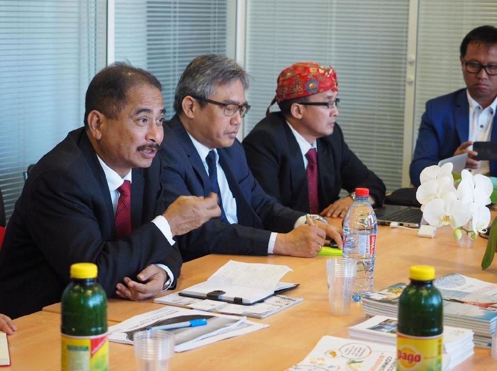 Menteri Pariwisata Promosikan Geopark Indonesia di Markas UNESCO