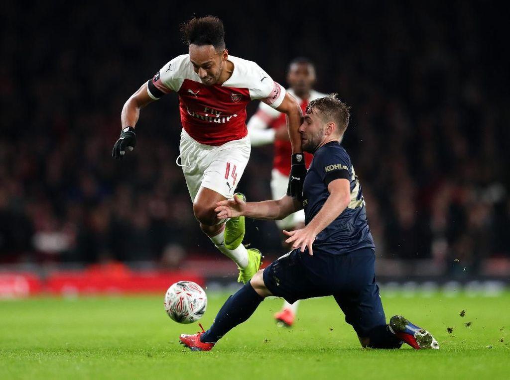 Belajar dari Kekalahan di Piala FA, Arsenal Siapkan Kejutan untuk MU