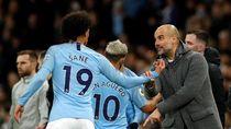 Leroy Sane Menuju Bayern Munich