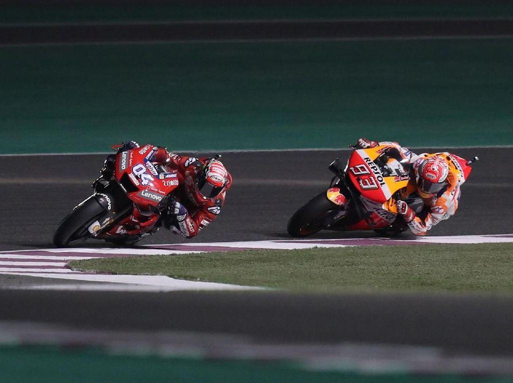 Klasemen MotoGP 2019 Usai Balapan Pembuka di Qatar