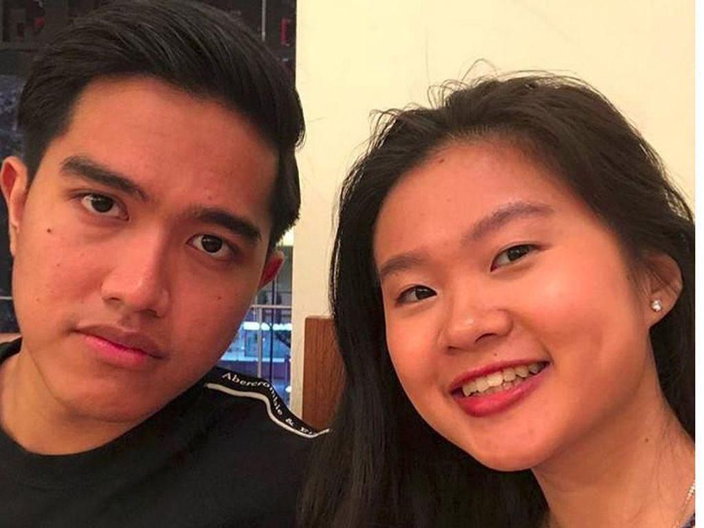 Pacar Ulang Tahun, Kaesang Pangarep Diminta Segera Nikah