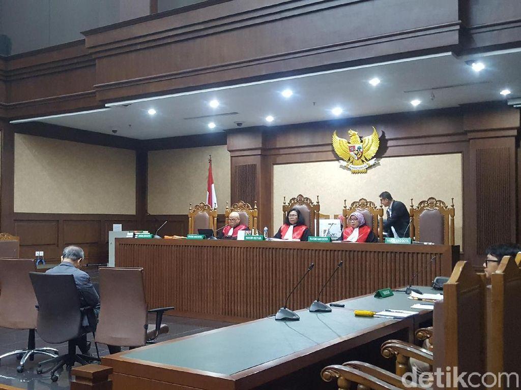 Penyuap Hakim Merry Purba Dituntut 7 Tahun Penjara