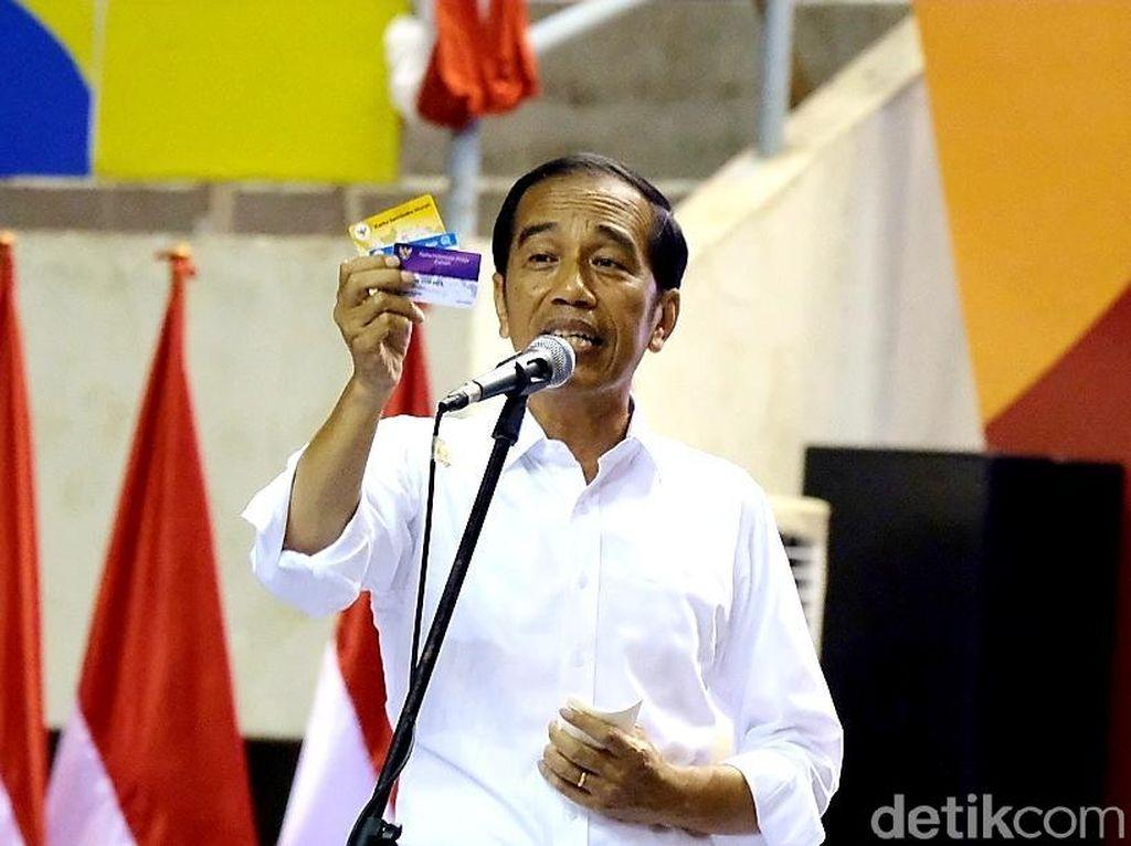 Jokowi Minta Pemda Tutup Mata soal Izin Investasi