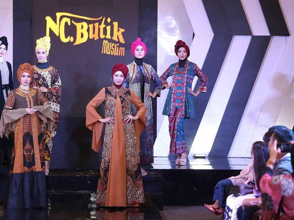Palembang Fashion Week 2019