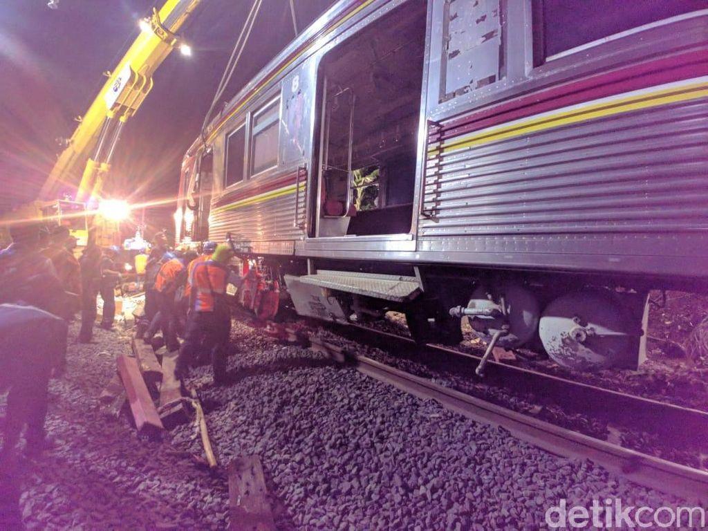 Sebagian KRL Mulai Beroperasi dari dan ke Stasiun Bogor Pukul 05.00