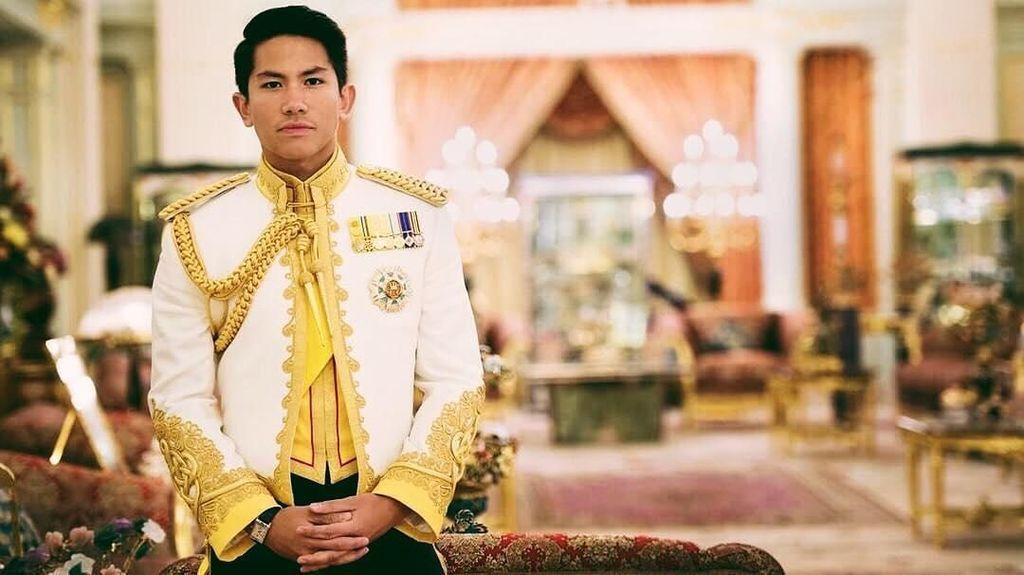 Foto: Gaya Liburan Pangeran Brunei, Jangan Iri Ya