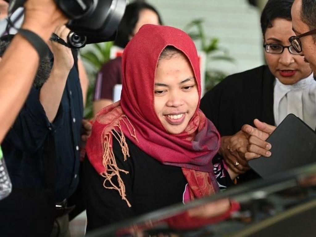 Komisi I DPR: Siti Aisyah Korban Konspirasi Korut, Harus Dapat Perlindungan