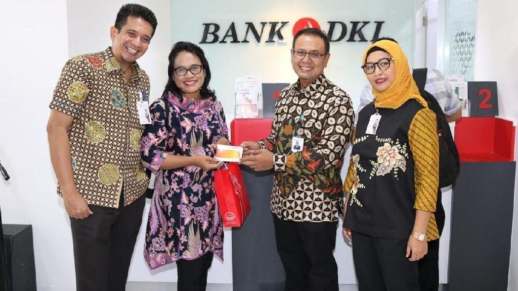 Relokasi Bank DKI