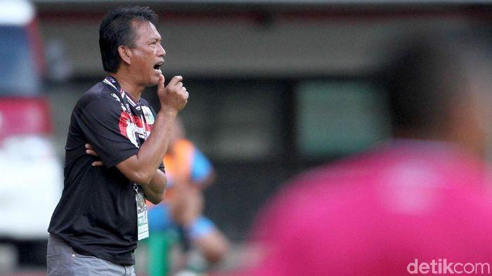 Pelatih Mitra Kukar pede menatap Liga 2 2019 (Rifkianto Nugroho/detikSport)