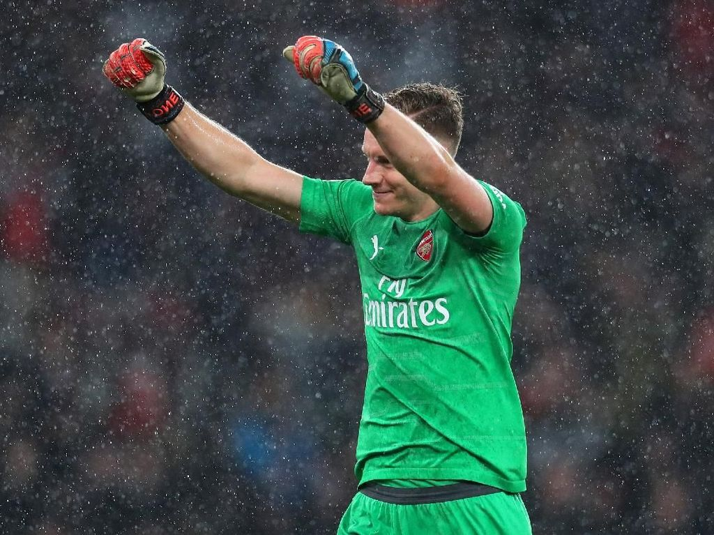 Dear Arsenal, Leno Ingin Main di Final Liga Europa Lo
