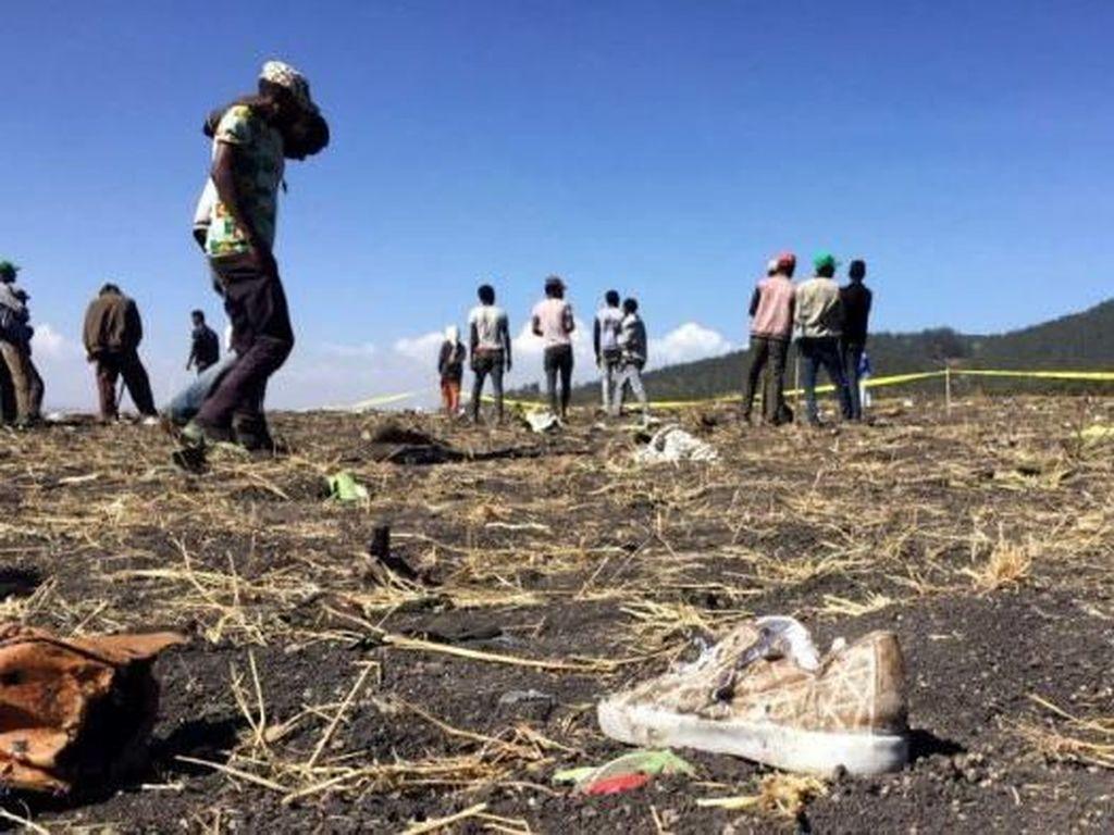 Tipe Pesawat Sama dengan Lion Air, KNKT Diminta Bermitra dengan Ethiopia