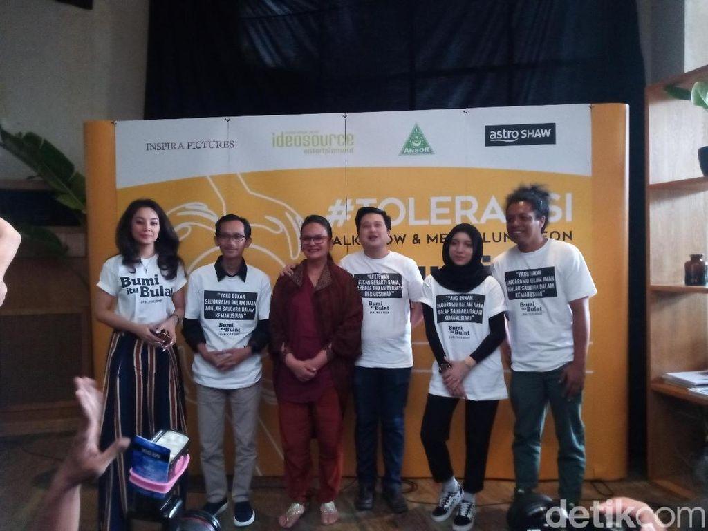 Film Bumi Itu Bulat Singgung Isu Intoleransi yang Terjadi di Indonesia