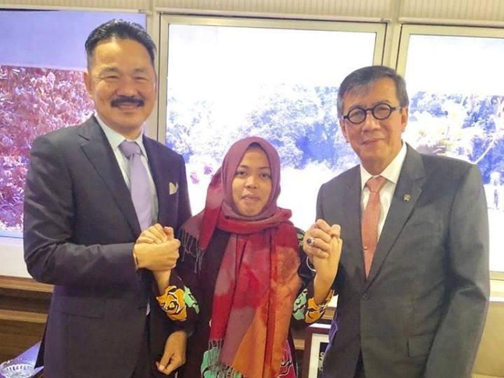 Ini Surat Jaksa Agung Malaysia Bebaskan Siti Aisyah yang Dikirim ke Yasonna
