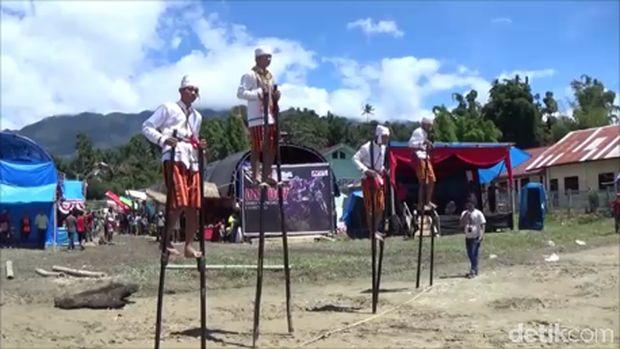 Permainan Tradisional di Mamasa