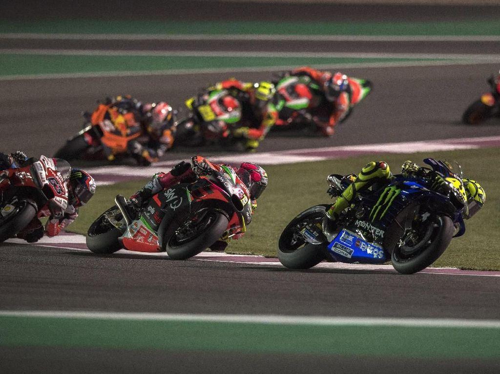Mantan Pebalap F1 Komentari Sirkuit MotoGP Lombok