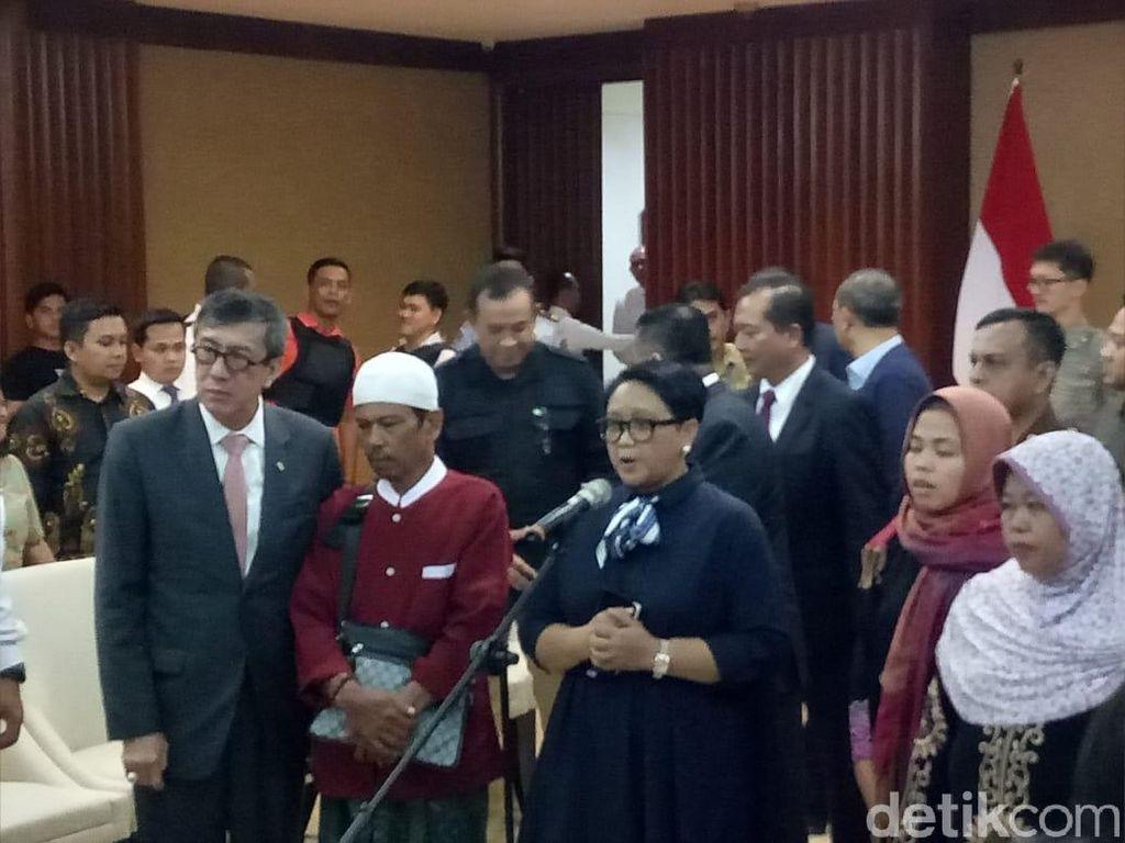 Siti Aisyah Bebas, Ayah: Beribu Terima Kasih atas Bantuan Pemerintah