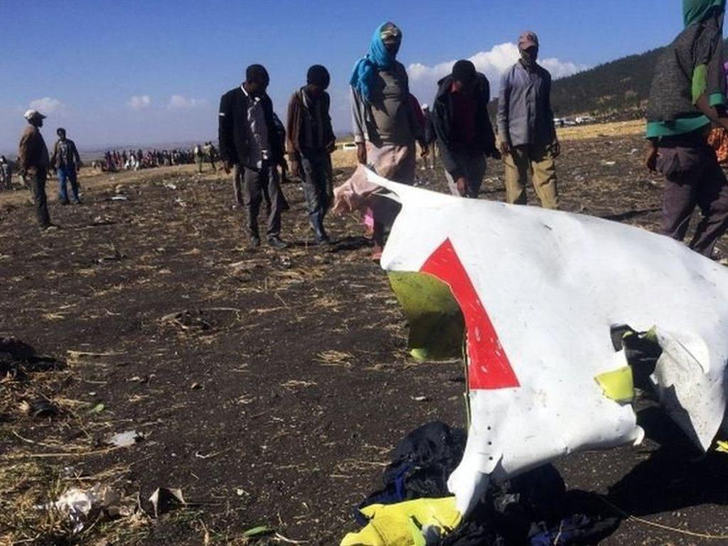 Kemlu akan Bantu Pemulangan WNI Korban Ethiopian Airlines Jatuh