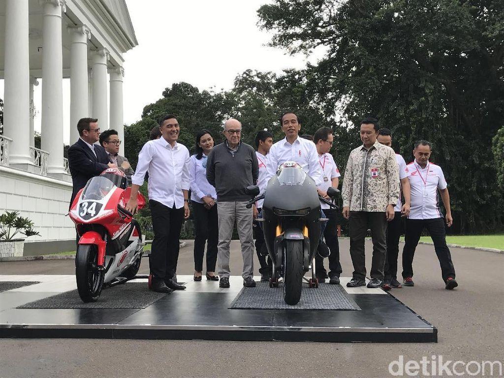 Jokowi: Gelar Asian Games Saja Siap, MotoGP Harus Optimistis