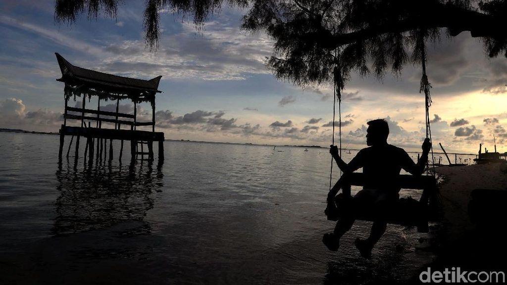 Terpesona Cantiknya Pulau Tidung, Mutiara di Kepulauan Seribu