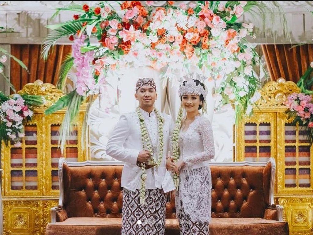 Resmi Menikah, Kinal eks JKT48 Mohon Doa Jadi Keluarga Samawa