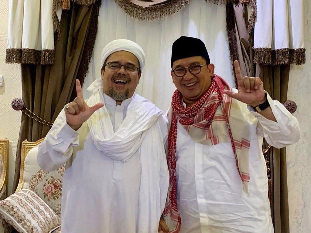 Habib Rizieq Puji The Power of Emak-emak: Makin Diancam, Makin Lantang!