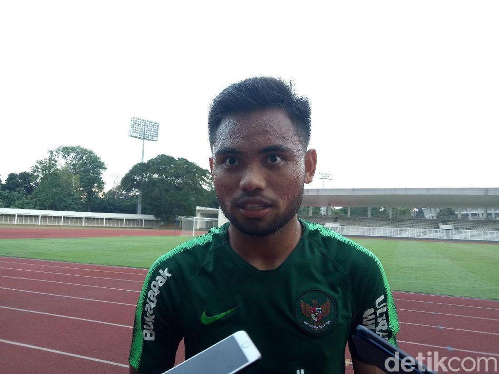 Kurniawan Bicara Soal Peluang Saddil Ramdani ke Sabah FA