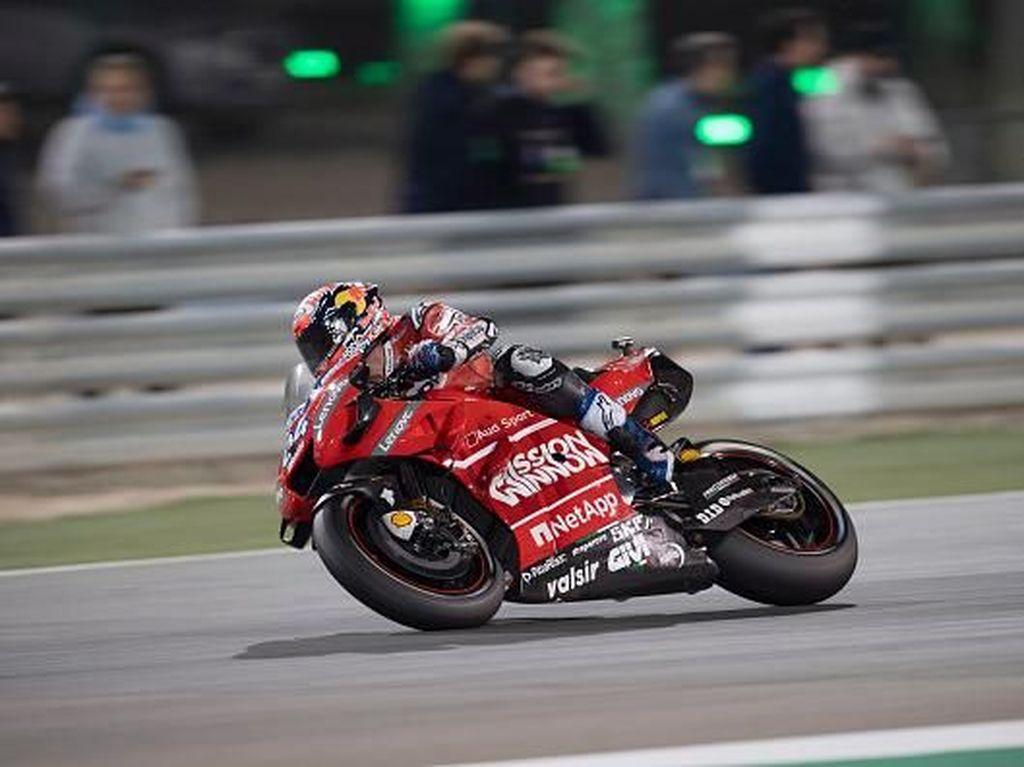 Soal Gugatan Komponen Ducati, Aprilia: Kemenangan Dovizioso Tak Perlu Dicoret