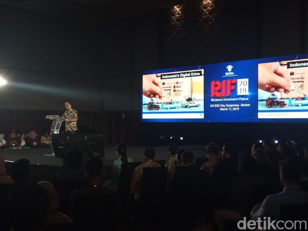 Rudiantara, BKPM hingga Pebisnis Startup Kumpul Bareng di Tangerang