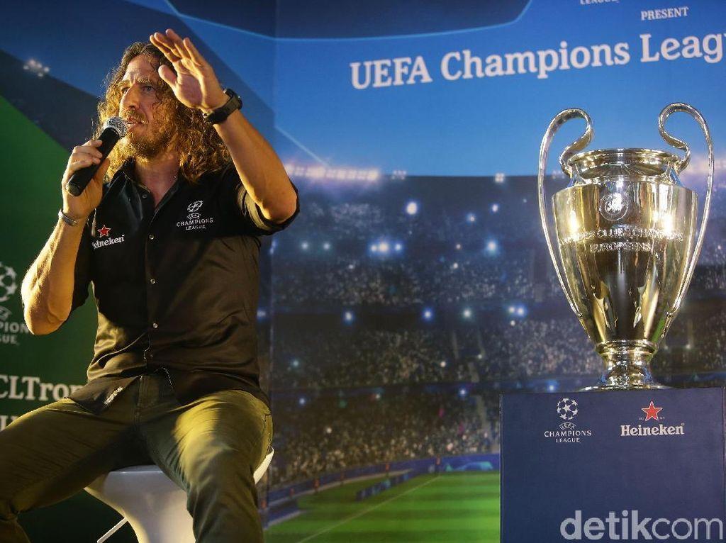 Barcelona Favorit Juara Liga Champions, Asal...