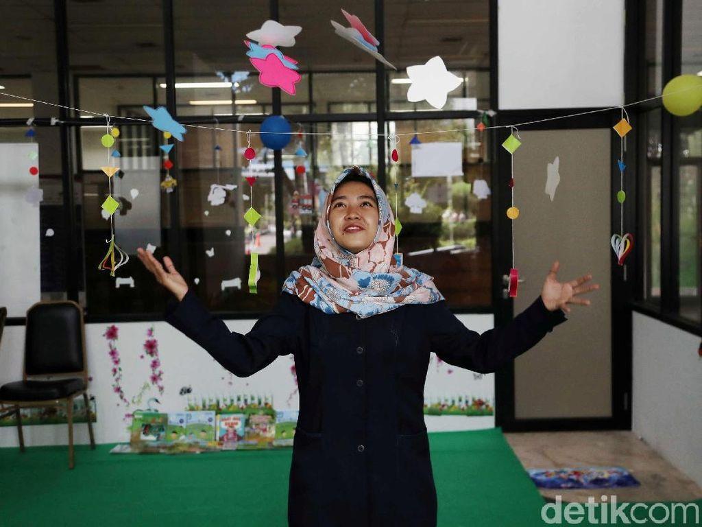 Melihat Taman Penitipan Anak di Jakarta Utara