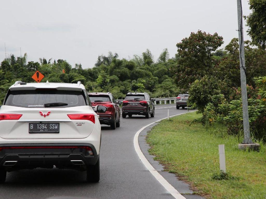 Wuling Almaz Bukan Ancaman Bagi Honda CR-V