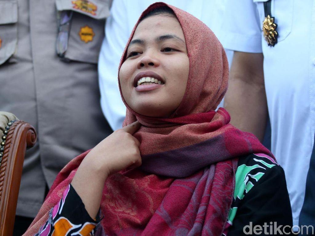 Cooling Down, Siti Aisyah Dibawa ke Safe House