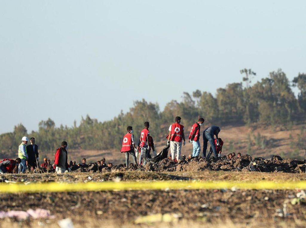 Menlu: WNI Korban Ethiopian Airlines Menikah dengan WN Italia