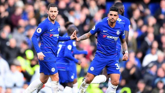 Chelsea bertandang ke Dinamo Kiev pada leg kedua 16 besar Liga Europa. (Foto: Laurence Griffiths/Getty Images)