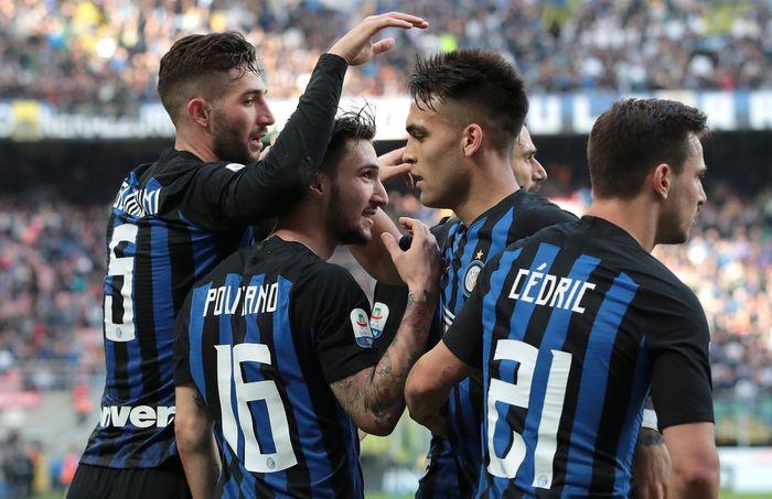 Inter Milan mengakhiri tren buruk dalam tiga laga terakhir. Nerazzurri mengalahkan SPAL 2-0 pada laga pekan ke-27 Liga Italia.