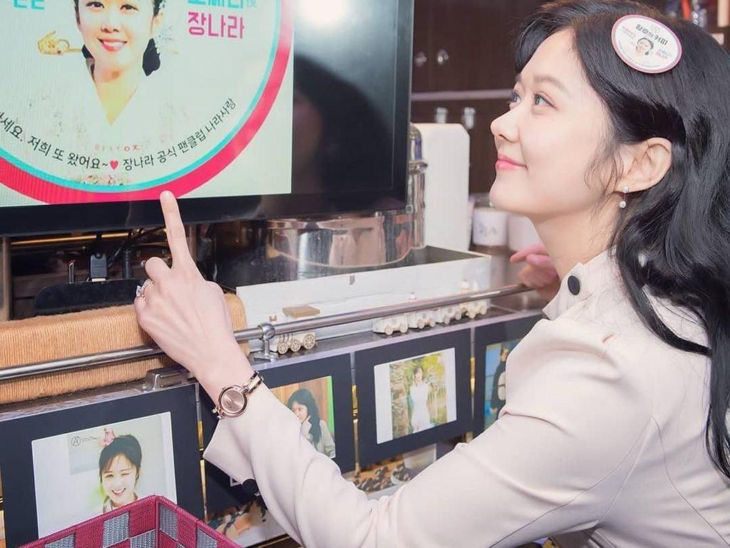 Si Cantik Jang Nara, Pemeran Permaisuri di The Last Empress Ternyata Pintar Masak