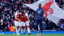 Highlight Arsenal Hajar MU 2-0