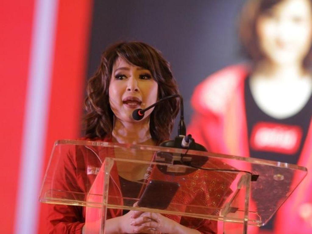Tepis Broadcast Kabinet, PSI Tak Sodorkan Grace Natalie Jadi Menteri PPPA