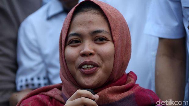 Siti Aisyah /