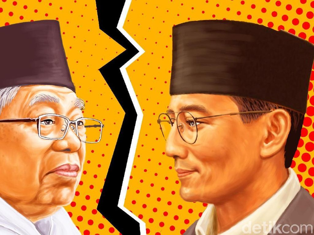 Sandi Dinilai Lebih Sakti, Maruf Tetap Disebut Bantu Jokowi