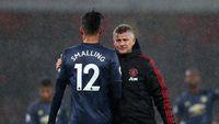 MU Dikalahkan Arsenal, Solskjaer Tak Khawatir