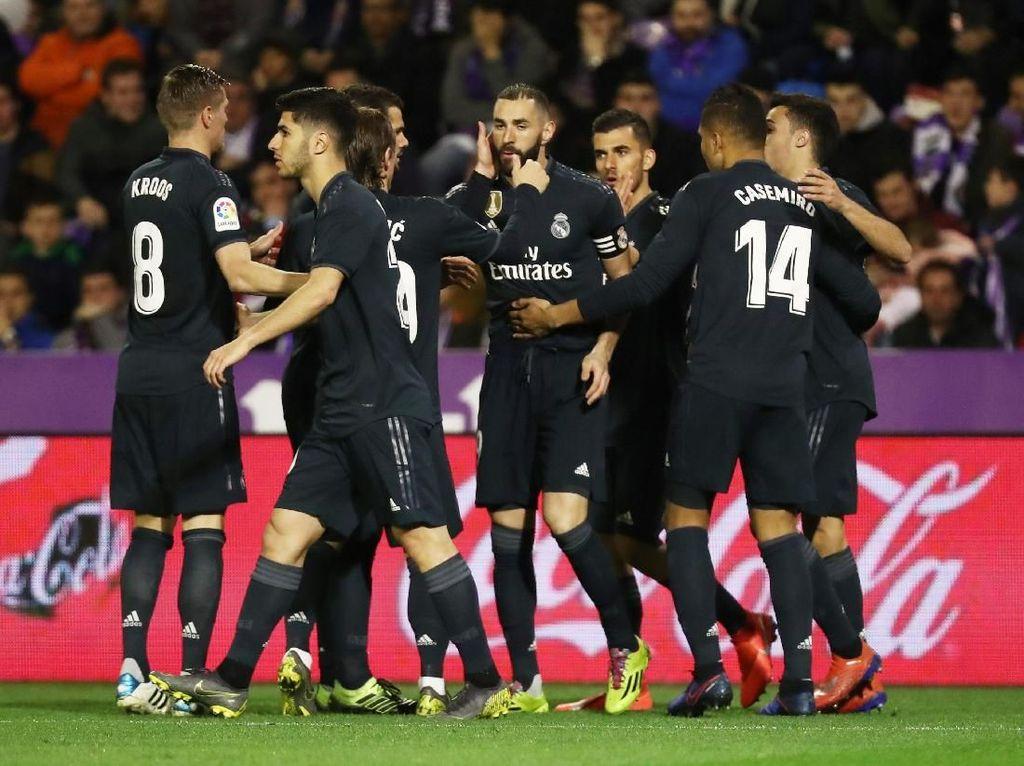 Real Madrid Bangkit dari Keterpurukan