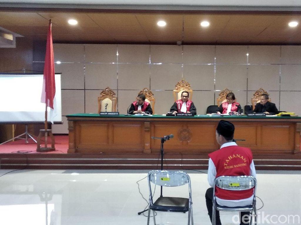 Jaksa Meradang Dengar Terdakwa Sangkal Keroyok Haringga
