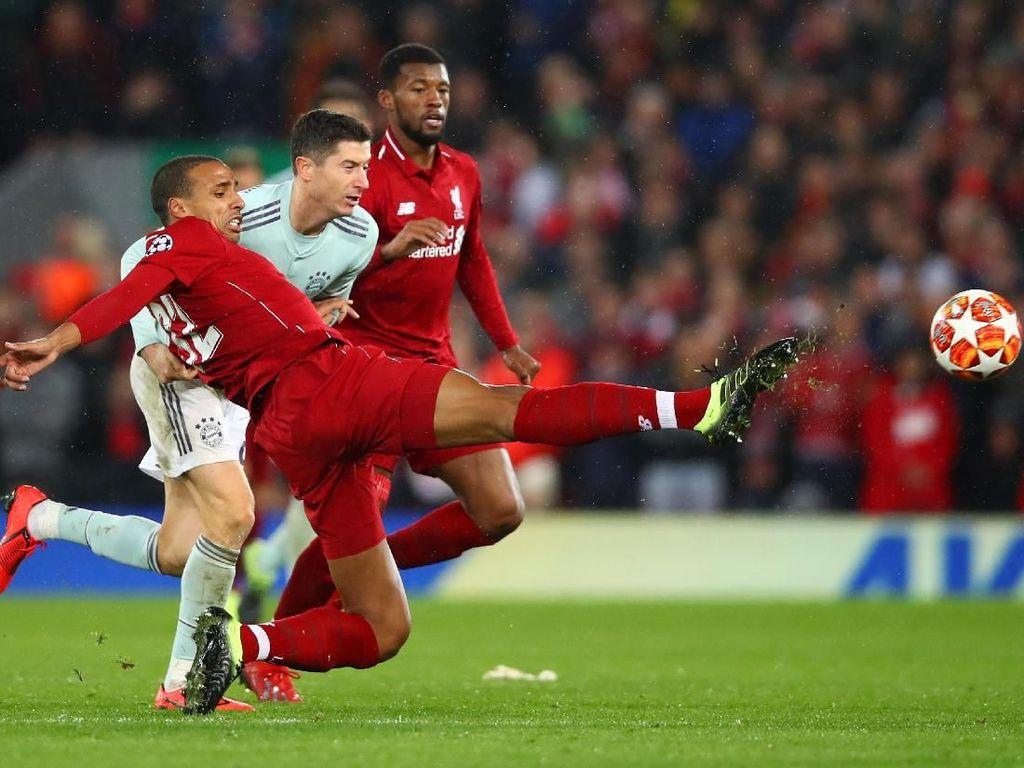 Hati-Hati Liverpool, Lewandowski Amat Tajam di Allianz Arena